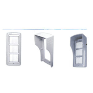 DAHUA KLP N150 – KLP SV50 Index İsimlik – Zil paneli yağmurluk aparatı (KLP modeller için)