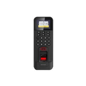 Hikvision DS-K1T804MF-1 Parmak İzi ve Kart Okuyucu