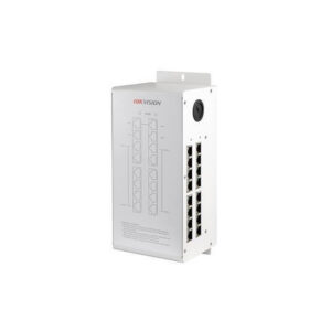 Hikvision DS-KAD612 16 Port İnterkom Network Switch