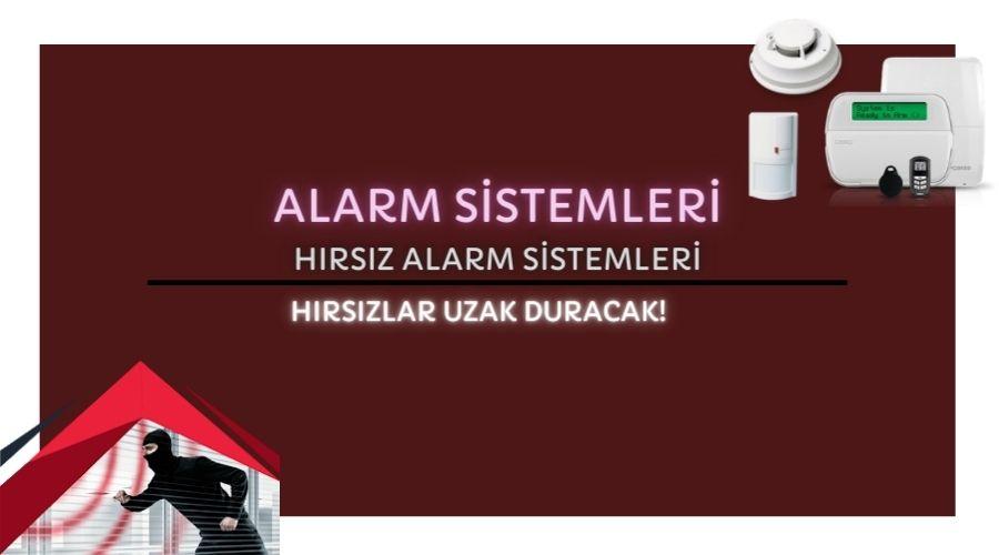 Hırsız Alarm Sistemleri Nedir Nasıl Çalışır