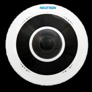 Neutron IPC814SR-DVPF16 4MP Fisheye Dome Kamera