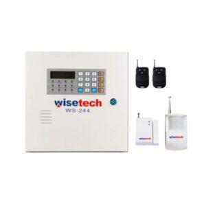 Wisetch WS-244 Alarm Paneli