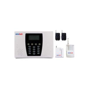 Wisetech WS-260 Kablolu ve kablosuz Alarm Paneli