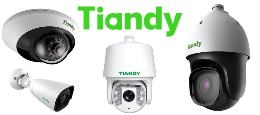 En İyi Tiandy Güvenlik Kameraları